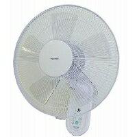 TEKNOS テクノス 壁掛けフルリモコン扇風機 ホワイト 40cm羽根 KI-W478R