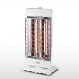TEKNOS テクノス カーボンヒーター 900W /450W管2灯切替式 ホワイト CHM-4531(W)