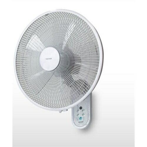 TEKNOS テクノス フルリモコンDC壁掛け扇風機  ホワイト 40cm5枚羽根 KI-DC477