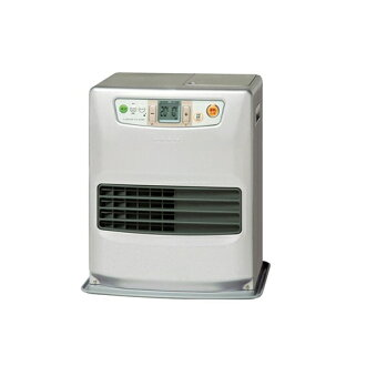 TOYOTOMI石油通風機式加熱器(12張榻榻米木造9張榻榻米/混凝土)銀子LC-32F(S)