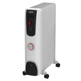 デロンギ オイルヒーター 1500W(10〜13畳用) H771015EFSN-BK
