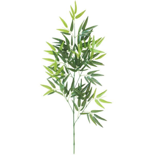 笹 造花 枝 中 90cm FG7189 七夕 笹 造花 プラスチック 笹の葉 ささ 七夕ささ CT触媒