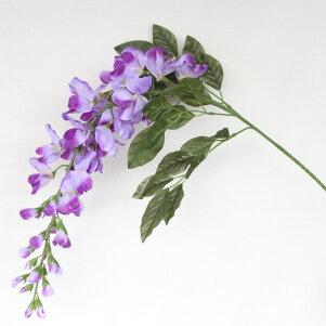 高貴な春の花、藤のスプレー