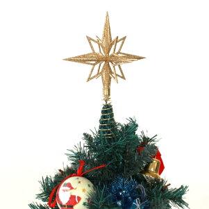 アングルスタートップ〔クリスマスツリートップスター〕【クリスマス】