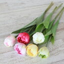 春を呼ぶチューリップのスプレーFD4578【造花】