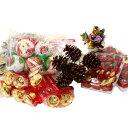 送料無料!クリスマスオーナメント&ディスプレイアイテムたっぷりアソートセット クリスマス ツリー リース キャンドルスタンド【キャ…
