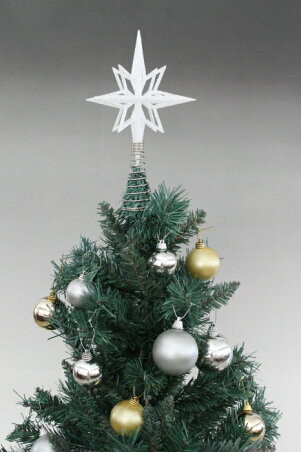 ミックスボールφ4cm[XB5540]20個入〔クリスマスツリーボールオーナメント〕【クリスマスオーナメント】【ディスプレイ飾り】