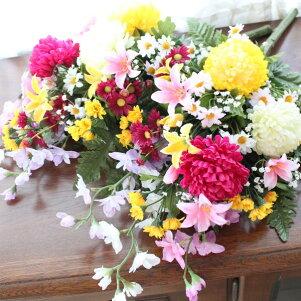 仏様の花束一対