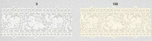 東京リボン レース・チュール652 約40mm×3m リボン 贈答 ギフト プレゼント ラッピング用品 花束 アレンジメント 生花 造花 装飾 手芸 材料 アクセサリー ブローチ