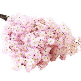 桜 造花 桜の大枝 105cm 12本入 桜 枝 さくら 木 造花 桜の花 桜の枝 M 3842 ディスプレイ 撮影【あす楽対応】