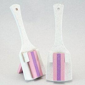 レインボースペシャル(よさこい鳴子)白台 さくら・薄紫・さくら