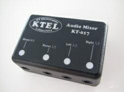 ケテル(KTEL) KT017-GL (KT019、FTM-10シリーズ用AudioMixer GL1800用)