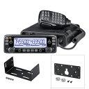 アイコム(ICOM) IC-2730 144/430MHzデュアルバンド FM20W トランシーバー MBA-5/MBF-4セット