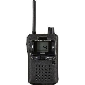 ヤエス(八重洲無線) SHC-23 キャリングケースCL40/40L/45 用
