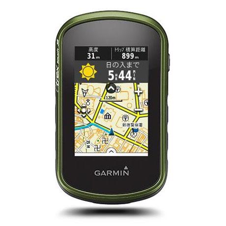 ガーミン (GARMIN) eTrex Touch35J 日本語版