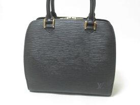 LOUIS VITTON ルイヴィトン エピ ポンヌフ ハンドバッグ ノワール ブラック M52052 美品【中古】