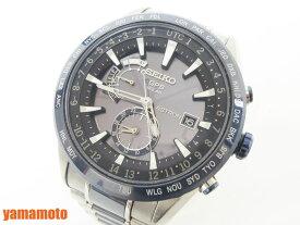 SEIKO セイコー ASTRON アストロン メンズウォッチ GPS電波 腕時計 セラミック チタン ブルー SBXA015 7X52-0AF0 【中古】