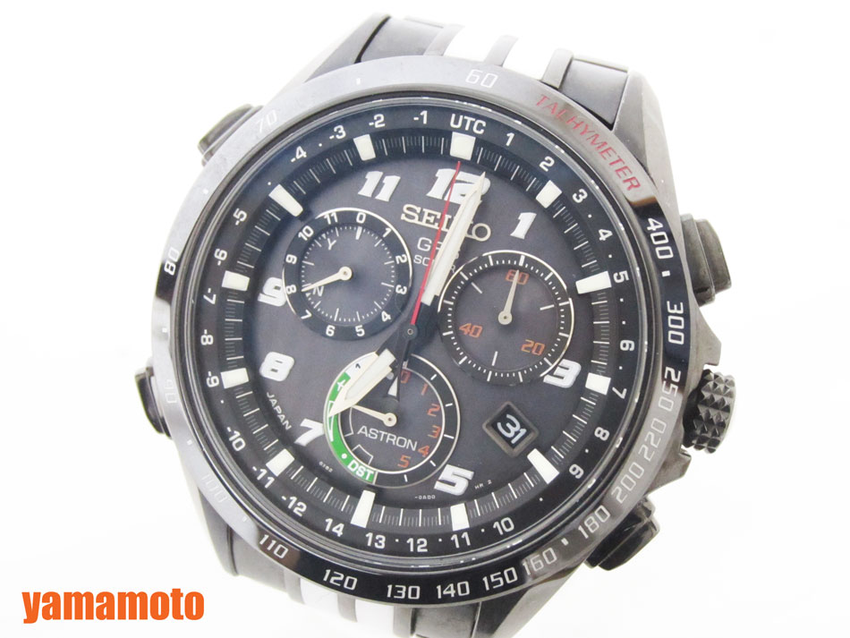 SEIKO セイコー ASTRON アストロン ジウジアーロ限定モデル メンズウォッチ 腕時計 SBXB037 8X82-0AL0 中古 【中古】