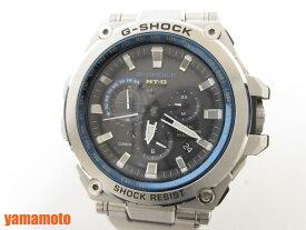 CASIO カシオ G-SHOCK MT-G 腕時計 タフソーラー メンズウォッチ ソーラー電波 MTG-G1000D-1A2JF 美品【中古】