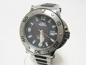 5125ff9114 中古 Kentex ケンテックス マリンマン メンズウォッチ 腕時計 300m ダイバー 自動巻き S601M 限定品【中古】