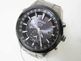 SEIKO セイコー ASTRON アストロン メンズウォッチ GPS電波 腕時計 セラミック チタン 7X52-0AA0【中古】