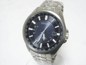 CITIZEN シチズン Eco-Drive エコドライブ メンズウォッチ 腕時計 ソーラー電波 CB0011-69L H145-S073545 美品【中古】