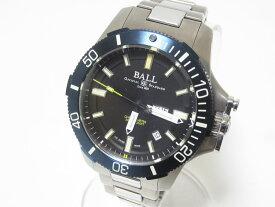BALL WATCH ボール ウォッチ メンズウォッチ 腕時計 エンジニア ハイドロカーボン サブマリン ウォーフェア 自動巻き DM2276A 美品【中古】