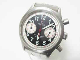 OMEGA オメガ DYNAMIC TARGA FLORIO ダイナミック タルガフローリオ メンズウォッチ 腕時計 AUTOMATIC クロノグラフ 1973本限定 美品 【中古】