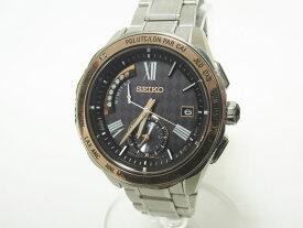 SEIKO セイコー BRIGHTZ ブライツ ソーラー電波 メンズウォッチ 腕時計 45周年記念モデル 1000本限定 SAGA188 8B54-0BH0 美品【中古】