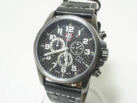 LUMINOX ルミノックス アタカマ メンズウォッチ 腕時計 クロノグラフ アラーム クォーツ 革ベルト シリーズ1940 【中古】