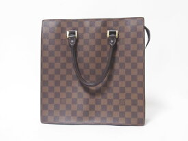 LOUIS VUITTON ルイヴィトン ダミエ ヴェニスPM トートバッグ N51145【中古】