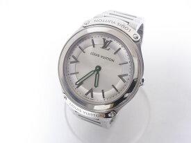 LOUIS VUITTON ルイウ゛ィトン フィフティ ファイブ レディースウォッチ 腕時計 ステンレス クォーツ Q6J00 美品【中古】