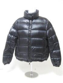 MONCLER モンクレール COPENHAGUE GIUBBOTTO レディース ジャケット アウター ナイロン ブラック サイズ:0 美品 【中古】