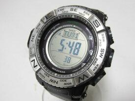 CASIO カシオ PROTREK プロトレック 電波ソーラー メンズ 腕時計 デジタル MULTIBAND6 PRW-3500-1JF 【中古】
