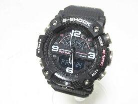 CASIO カシオ MUDMASTER マッドマスター G-SHOCK メンズウォッチ 腕時計 BURTONコラボレーション バートン GG-B100BTN-1AJR 新品同様 【中古】