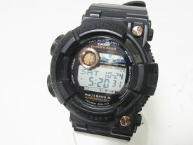 CASIO カシオ G-SHOCK Gショック FROGMAN フロッグマン マスターオブG メンズウォッチ 腕時計 タフソーラー ローズゴールド GWF-1000B-1JR 【中古】