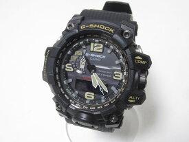 CASIO カシオ G-SHOCK Gショック MUDMASTER マッドマスター タフソーラー 電波 腕時計 メンズウォッチ GWG-1000-1AJF【中古】