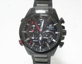 CASIO カシオ EDIFICE エディフィス 腕時計 メンズウォッチ タフソーラー スマートフォンリンク EQB-501DC-1AJF 美品【中古】
