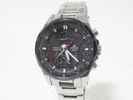 CASIO カシオ EDIFICE エディフィス 腕時計 メンズウォッチ 電波ソーラー EQW-A1200DB-1AJF 【中古】
