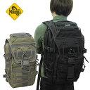 MAGFORCE #MF-0521 TYD Computer Backpack 【ブラック】【タン×フォレッジグリーン】