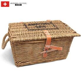 YMCLKYオリジナル スイス軍タイプ バスケットボックス S