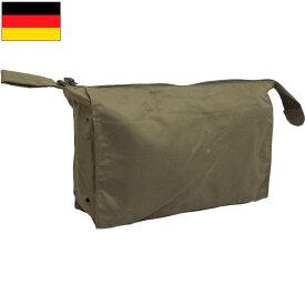 1点ならメール便可 ドイツ軍 エチケットポーチ オリーブ USED