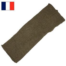 sale 1点ならメール便可 フランス軍 ネックロール デッドストック