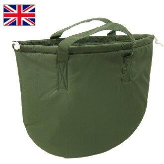British army helmet bag new
