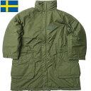 sale スウェーデン軍 M90 コールドウェザーパーカー オリーブ デッドストック JP091NN