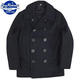ノベルティープレゼント BUZZ RICKSON'S バズリクソンズ #BR11554 PEA COAT NAVAL CLOTHING FACTORY 1910's MODELピーコート メンズ アウター ミリタリー
