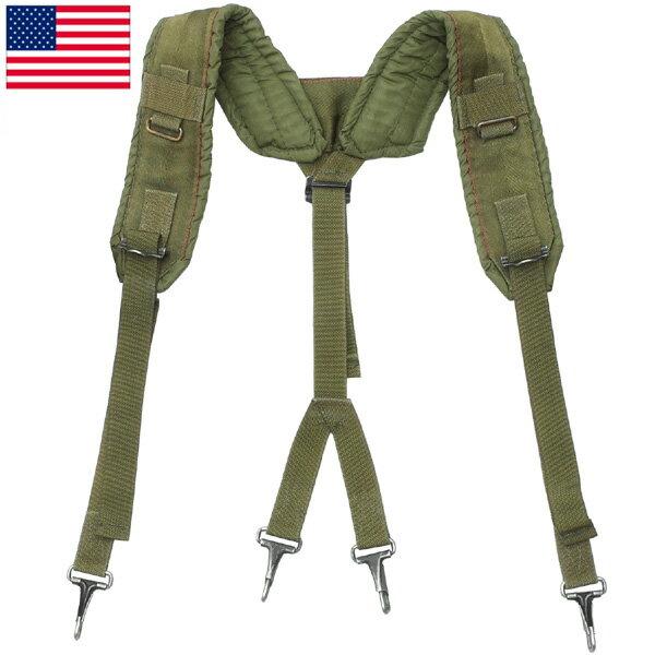 米軍 Y型サスペンダー USED