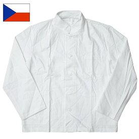 sale チェコ軍 ジャケット ホワイト デッドストック
