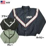 YMCLKYオリジナル米軍タイプARMYIPFUジャケットJJ198YNメンズ長袖ジャージトレーニングウェアスポーツウェア