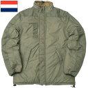 オランダ軍 Softie リバーシブル ジャケット オリーブ コヨーテ デッドストック 収納可能 コンパクト 薄手 ソフトシェ…